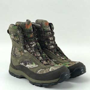 """Danner Mens High Ground 8"""" Realtree Xtra Boots"""